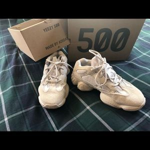 83dbb68fe Yeezy Shoes - YEEZY 500 DESERT RAT db2908